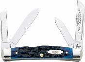 CASE XX OCEAN BLUE LIMITED EDITION CONGRESS KNIFE