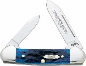 CASE XX OCEAN BLUE LIMITED EDITION BABY BUTTERBEAN KNIFE