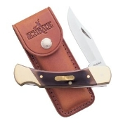 SCHRADE - OLD TIMER CAVE BEAR LOCKBACK KNIFE