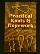 BOOK - PRACTICAL KNOTS AND ROPEWORK - PAPERBACK