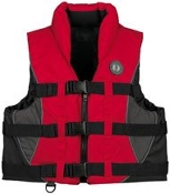 HIGH COLLAR WATER SPORT VEST