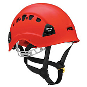 HELMET, SEARCH AND RESCUE - PETZL VERTEX VENT - RED