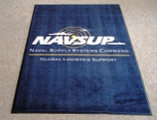 LOGO MATS AND RUGS - INTERIOR AND EXTERIOR