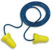 EAR PLUGS, CORDED - BOX OF 200 PAIR