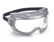 GOGGLES, SPLASH PROOF